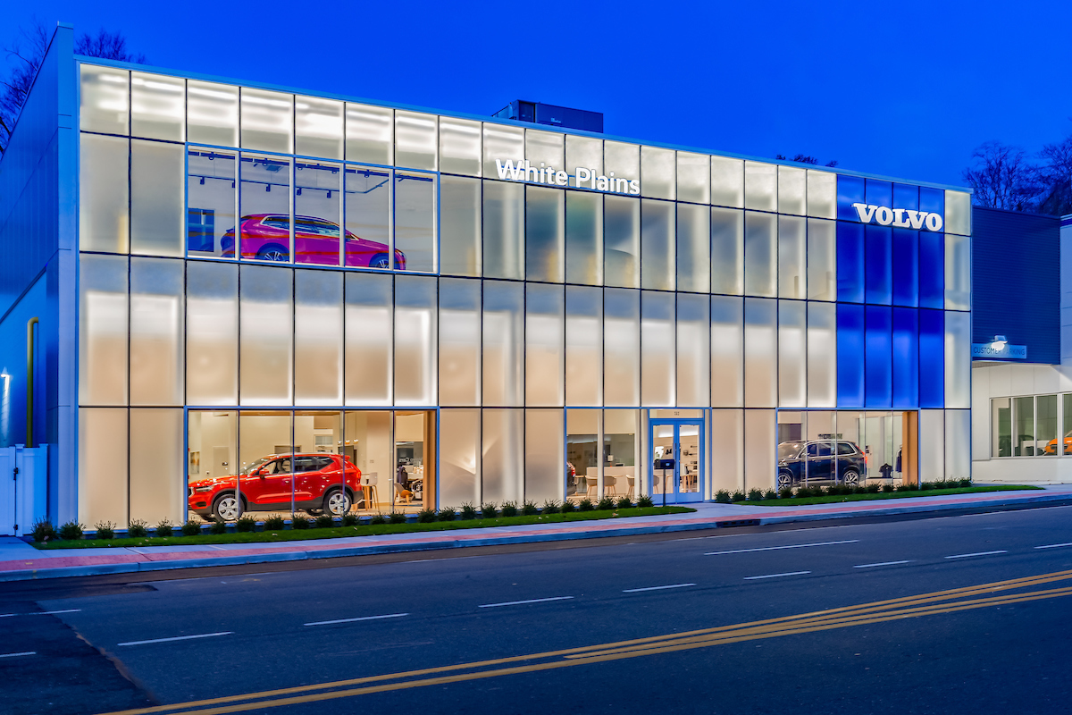 Volvo Cars White Plains Image